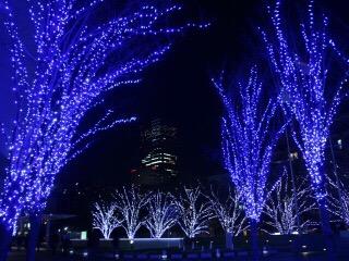 関東で人気のイルミネーションランキング